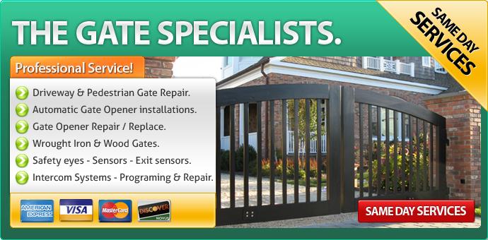 Gate repair Hermosa Beach CA