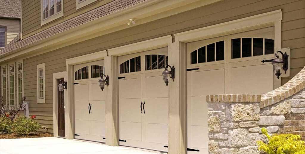 new garage door repair service